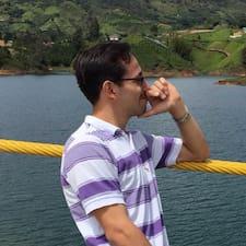 Profil Pengguna Cristian Camilo