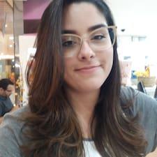 Profilo utente di Flávia