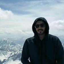 Yazeed User Profile
