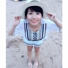 Perfil do usuário de 琬璇