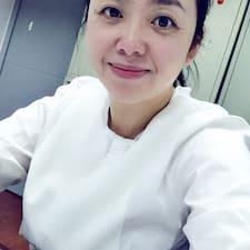 Henkilön Xiao käyttäjäprofiili