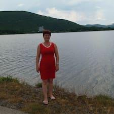 Radmila - Uživatelský profil