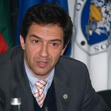 Användarprofil för António