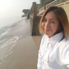Genefer felhasználói profilja
