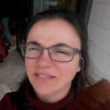 Sara的用戶個人資料