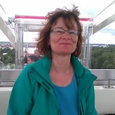 Margrit felhasználói profilja