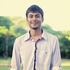 Aayush felhasználói profilja