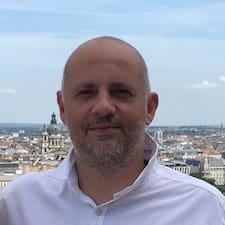 Профиль пользователя Péter
