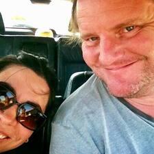 Το προφίλ του/της Ivonne & Russ