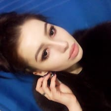 Perfil de usuario de Ирина