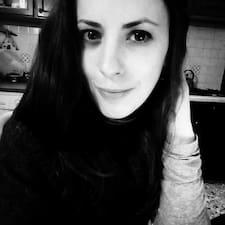 Profil utilisateur de Marialena
