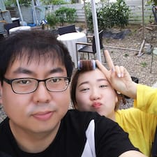 Henkilön Seung Ho käyttäjäprofiili