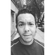 Användarprofil för Adrián