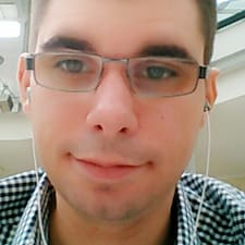 Profil utilisateur de Gaetan
