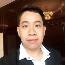 Tran felhasználói profilja