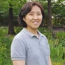Perfil do utilizador de Hijung