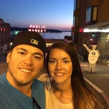 Profil Pengguna Max & Melissa