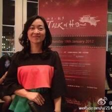 Användarprofil för Tianshu