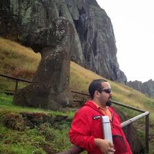 โพรไฟล์ผู้ใช้ Oscar Enrique Opazo