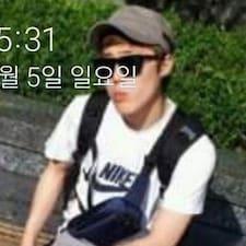 Perfil de usuario de Jungmo