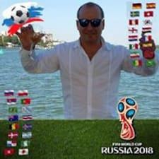 Gebruikersprofiel Алексей