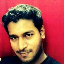 Abhijith felhasználói profilja