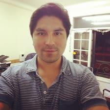 Gustavo的用戶個人資料