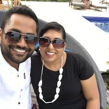 Amit & Arishma User Profile