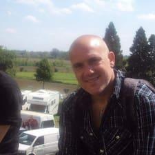 Eugenio felhasználói profilja