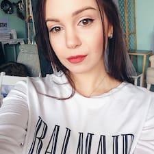 Profil korisnika Viktoriia