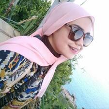 Gebruikersprofiel Siti Aisah