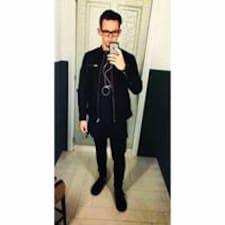Robis - Uživatelský profil