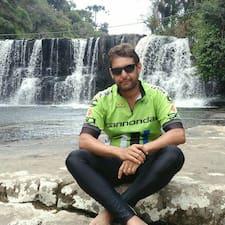 Leandro felhasználói profilja