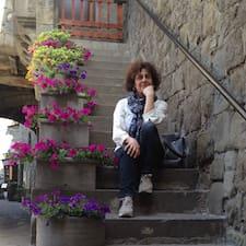 Tiziana Brugerprofil