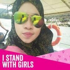 Siti Afiqah felhasználói profilja