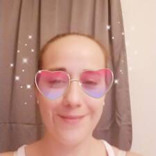 Jeane felhasználói profilja