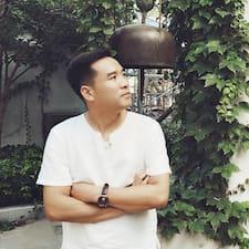 Perfil do usuário de 申