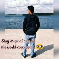 Profil utilisateur de Sujay