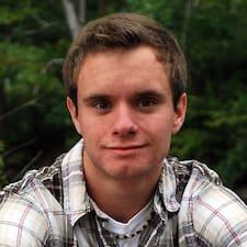 Jared felhasználói profilja