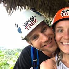 Jenn & Matt Brugerprofil
