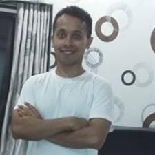 Perfil do utilizador de Kumar