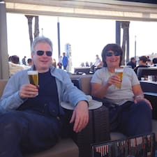 Janet & Martin
