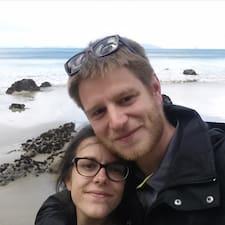 Profil utilisateur de Andrée & Christophe