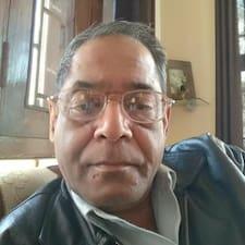 Profil Pengguna Rajiv