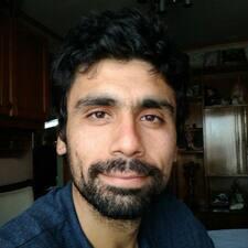 Nicolas Alberto - Uživatelský profil