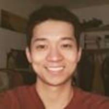 Dang - Uživatelský profil