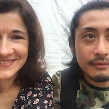Margis & Shota is the host.