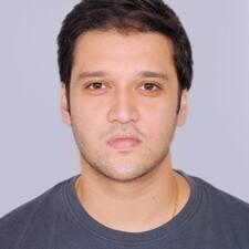Kumarjit felhasználói profilja