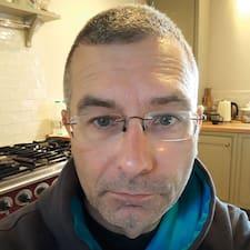Gebruikersprofiel Stephen