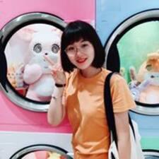 Xiangyun felhasználói profilja